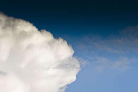 soft hail: Cumulonimbus clouds