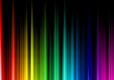 Rainbow background Stock Photo - 6057555