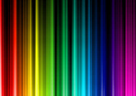 Rainbow background Stock Photo - 6057554