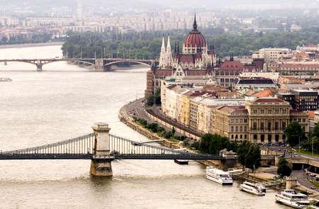 Budapest landscape photo