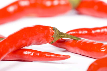 red hot chili pepper photo
