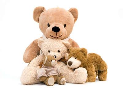 head toy: Teddy Bear