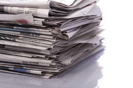 newspapers Stock Photo - 6237264