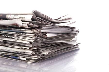 newspapers: Kranten