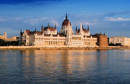 Parliament (Hungary-Budapest) photo