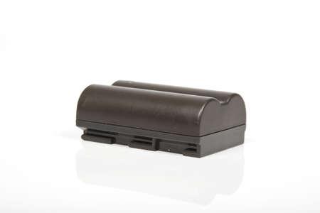 Typical Digital SLR rechargable battery photo