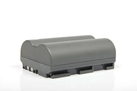 Typical Digital SLR rechargable battery photo