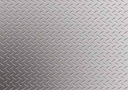 aluminum: diamond metal background