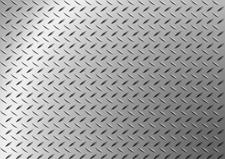 metal working: diamond metal background