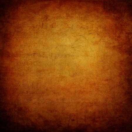 quemado: Antiguo fondo de grunge de papel