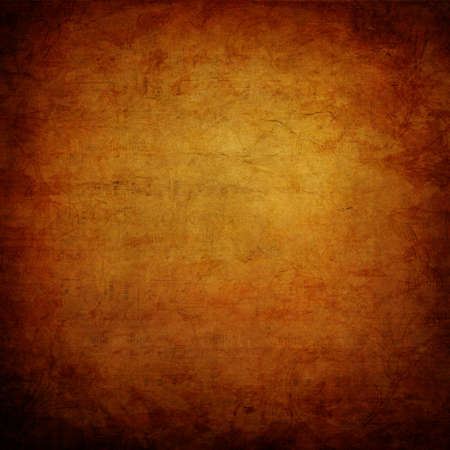 burnt: Old paper grunge background