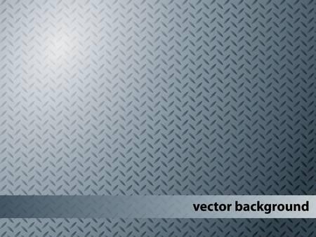 diamond metal background  Stock Vector - 7902001