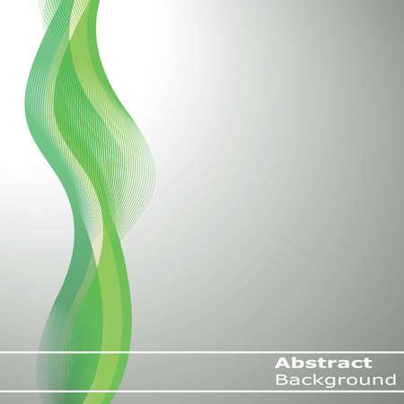 aquamarine: Abstract waves background