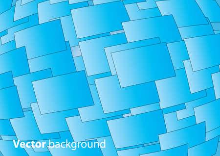 distort: abstract background vectora