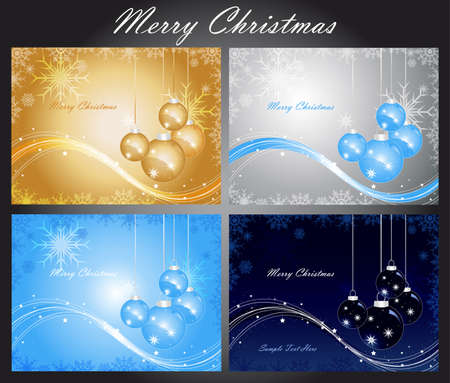 Christmas background Stock Vector - 8273980