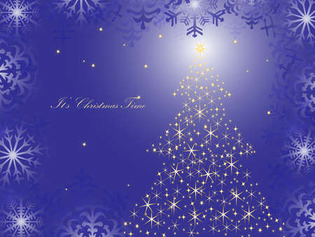 Christmas background Stock Vector - 8273960