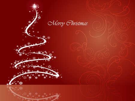 Christmas Tree Stock Vector - 8273968