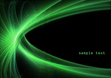 neon wallpaper: abstract background Stock Photo