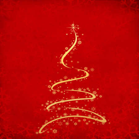 red christmas grunge texture background  photo