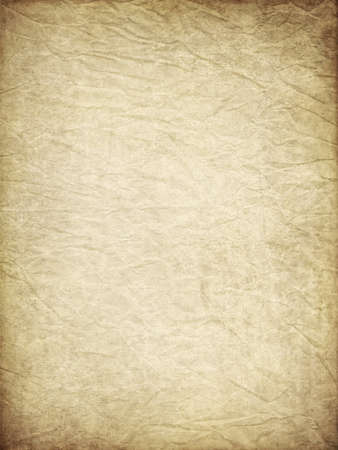 blank canvas: vintage paper with space for text or image  Stock Photo