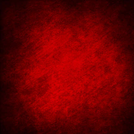 red wall: red vintage background Stock Photo