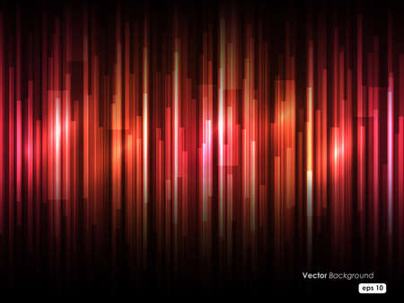 abstract glowing background.  Illustration