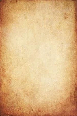 Vintage papier met ruimte voor tekst of afbeelding