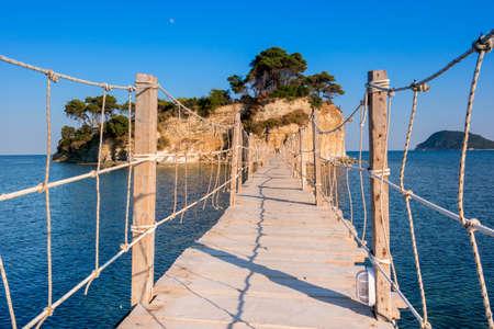 Agios Sostis, small island in Greece, Zakynthos photo