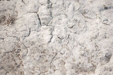 earth, sand in the crevices of drought, the background Stock Photo - 7011823