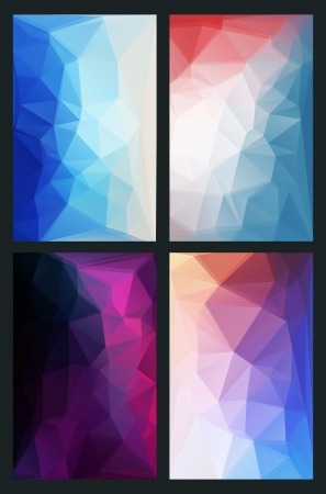 no image: vector abstract background