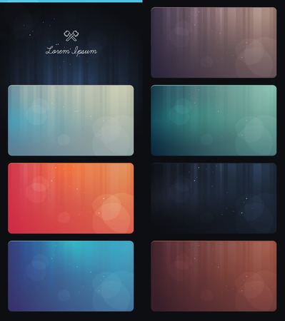 vector abstract extremely clean modern background pack