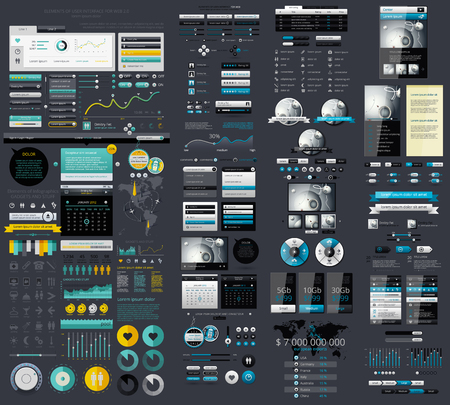 visualize: Elements of User Interface for Web Design