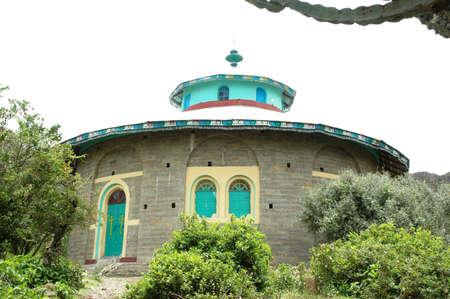ethiopian: An Ethiopian Orthodox Church