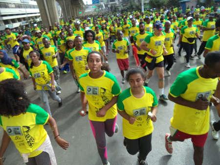 Great Ethiopian Run, Addis Ababa, Ethiopia