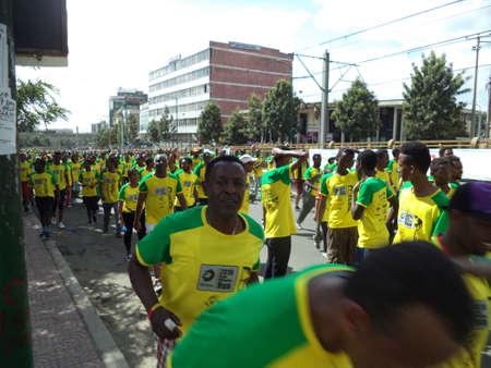 THE GREAT ETHIOPIAN RUN 10K  20 November 2016