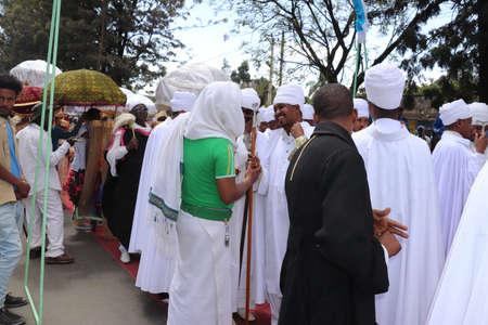 Ethiopian Epiphany (Timket) Celebration 2019 Editorial
