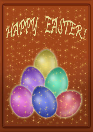 Easter pyramid Stock Photo - 12846331