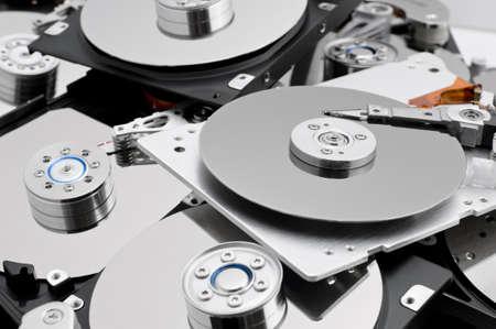 stell: Open new computer hard drives in bulk