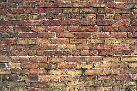Abandoned Building Brick Wall photo