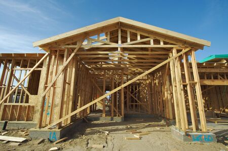rafters: New Home Construction Framing