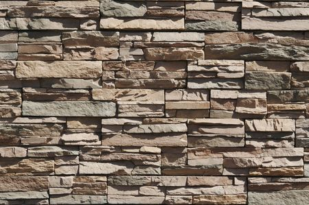 stone wall: Abstract Slate Rock Wall Background