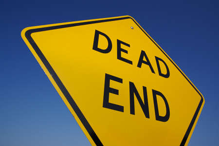 Dead End Traffic Sign