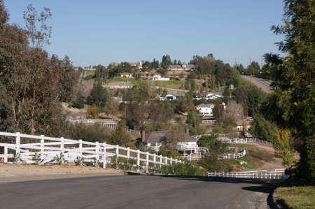 Elevated View of New Contemporary Suburban Neighborhoods. Stock Photo - 2150450