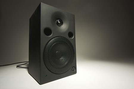 amplified: Abstract of Stereo Speaker