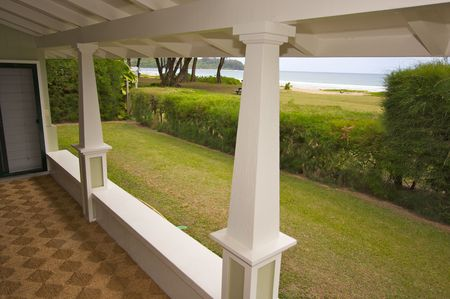 oceanfront: Oceanfront Lanai and View