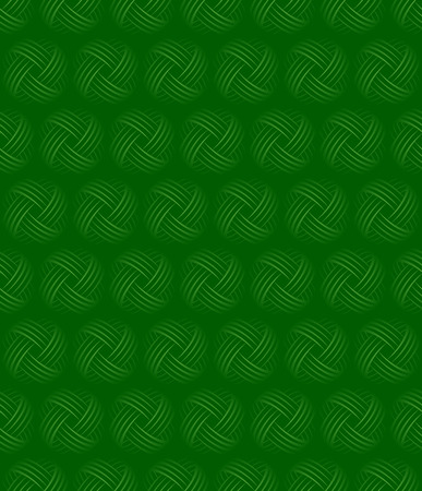 Green Tile-able Wallpaper Background Pattern. Vector