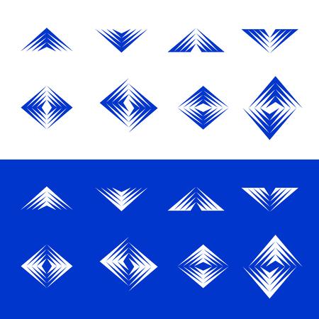 trademark: Dynamic Universal Design Elements - Series 2 Illustration
