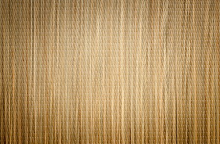 jalousie: Bamboo Mat Background Image with Vignette Ready for Your Own Text.