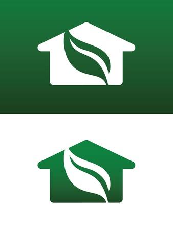 グリーンハウス固体とエコロジー、リサイクル、会社、サービスまたは製品の逆。