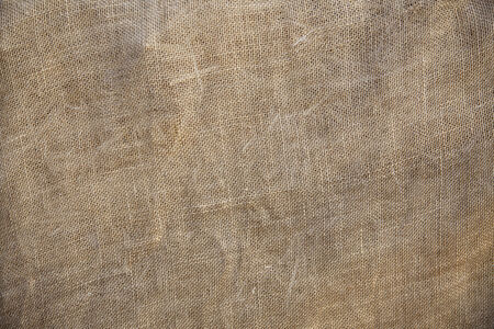 Rustic Old Fabric Burlap Texture Background Abstract.  photo